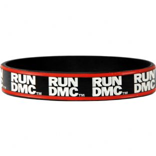 RUN DMC - Rubber Wristband